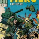 Merc Comic Book - Volume 1 No. 12 - October 1987 Last Issue