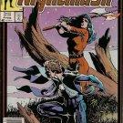 Nightmask Comic Book - Volume 1 No. 4 - February 1987