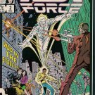 PSI Force Comic Book - Volume 1 No. 2 - December 1986