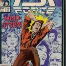 PSI Force Comic Book - Volume 1 No. 9 - July 1987