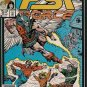 PSI Force Comic Book - Volume 1 No. 10 - August 1987