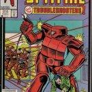Spitfire Comic Book - Volume 1 No. 3 - December 1986
