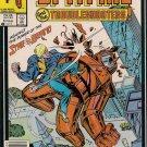 Spitfire Comic Book - Volume 1 No. 5 - February 1987