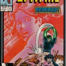 Spitfire Comic Book - Volume 1 No. 8 - May 1987