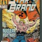 Star Brand Comic Book - Volume 1 No. 8 - July 1987