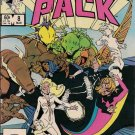 Power Pack Comic Book - Volume 1 No. 8 - March 1985
