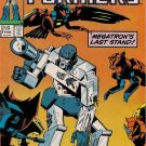 The Transformers Comic Book - Volume 1 No. 25 - February 1987