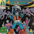 The Transformers The Movie Comic Book - Volume 1 No. 1 - December 1986