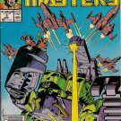 The Transformers: Headmasters Comic Book - Volume 1 No. 2 - September 1987