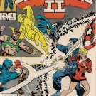 Secret Wars II Comic Book - Volume 1 No. 4 - October 1985