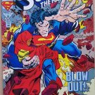 Superman The Man of Steel Comic Book - No. 27 November 1993