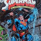 The Adventures of Superman Comic Book - 1987 Annual