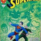 The Adventures of Superman Comic Book - No. 500 June 1993