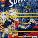 The Adventures of Superman Comic Book - No. 513 June 1994