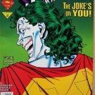 Superman in Action Comics Comic Book - No. 714 October 1995