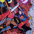 Superboy Comic Book - No. 3 April 1994