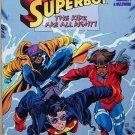 Superboy Comic Book - No. 7 August 1994