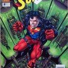 Superboy Comic Book - No. 2 1995 Annual