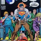 Superman Comic Book - No. 25 December 1988