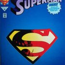 Superman Comic Book - No. 78 June 1993 Die-cut Cover