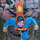 Superman Comic Book - No. 82 October 1993 - Chromium Cover