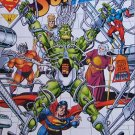 Superman Comic Book - No. 95 December 1994
