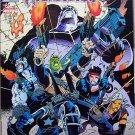 R.E.B.E.L.S. '94 Comic Book - No. 0 October 1994