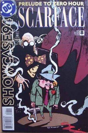 Scarface Comic Book - No. 8 July 1994