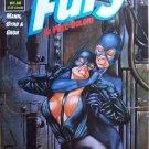 Miss Fury Comic Book - No. 4 January 1992