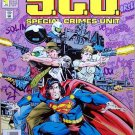 Metropolis S.C.U. Comic Book - No. 1 November 1994