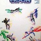 Zero Hour Crisis in Time Comic Book - No. 1 September 1994