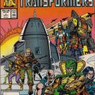 G.I.Joe and the Transformers Comic Book - No. 4 in a 4 Issue Limited Series April 1987