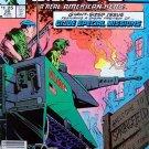 G.I.Joe A Real American Hero Comic Book - No. 50 August 1986
