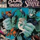 Strange Tales Comic Book - No. 7 October 1987