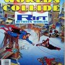 Worlds Collide Rift Between Worlds Comic Book - No. 1 July 1994