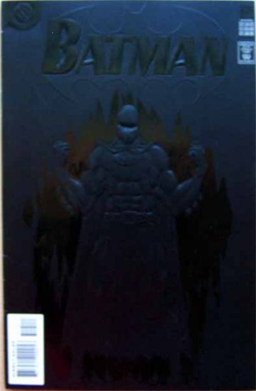 Batman Comic Book - No. 515 February 1995 Cardstock Cover