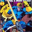 Guardians of Metropolis Comic Book - No. 3 January 1995