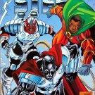 Steel Comic Book - No. 7 August 1994
