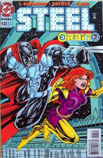 Steel Comic Book - No. 13 March 1995