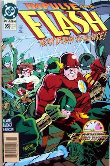 Flash Comic Book - No. 95 November 1994
