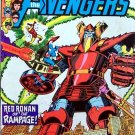 The Avengers Comic Book - No. 198 August 1980