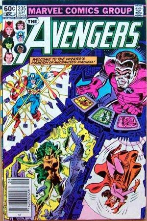 The Avengers Comic Book - No. 235 September 1983