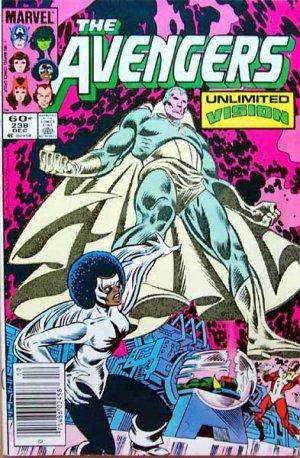 The Avengers Comic Book - No. 238 December 1983