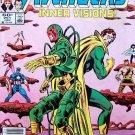 The Avengers Comic - No. 251 January 1985