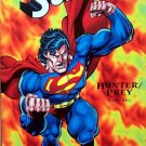 Superman Doomsday Comic - Hunter / Prey - Book One - Cardstock Cover 1994