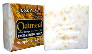 Jodome Oatmeal Soap