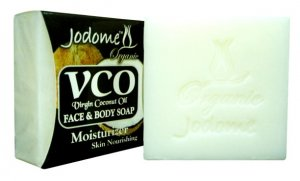 Jodome VCO Soap