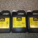 Fiebing's Reliable Wax Burnishing Ink 32 oz Black Color Dye Wax Fill