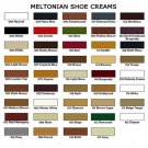 (6x) Cans Meltonian Leather Shoe Boot Purse Polish Shine Shoeshine All Colors