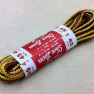 """(2 Pairs) Shoe Boot Laces Golden Tan Timberland Strings Shoelaces 45"""" Size"""